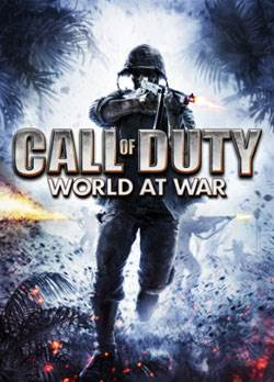 Call Of Duty World at War logo