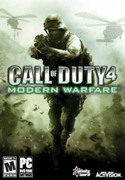 Call of Duty 4 Modern Warfare logo