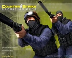 Counter-Strike Condition Zero logo