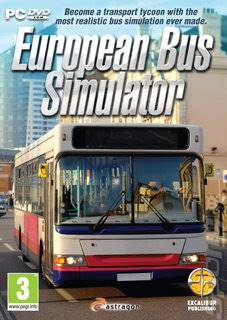European Bus Simulator 2012 cover