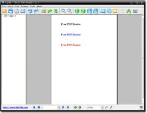 Free PDF Reader icon
