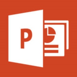 Microsoft PowerPoint 2013 icon