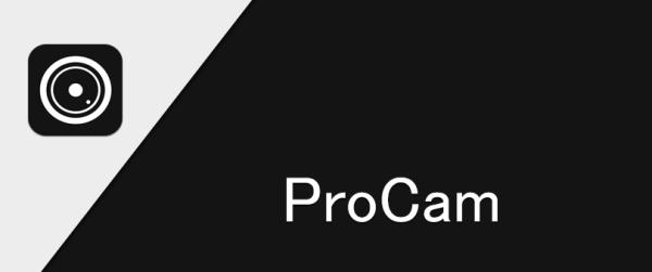 Photo of تحميل برنامج بروكام للايفون ProCam 7
