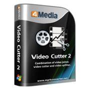 4Media Video Cutter logo