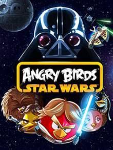 تحميل لعبة الطيور الغاضبة حرب النجوم