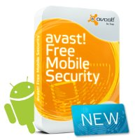 Avast Free Mobile Security logo