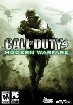 Call of Duty 4 Modern Warfare logo
