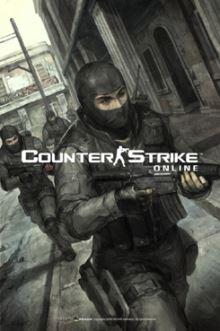 Counter-Strike Online logo