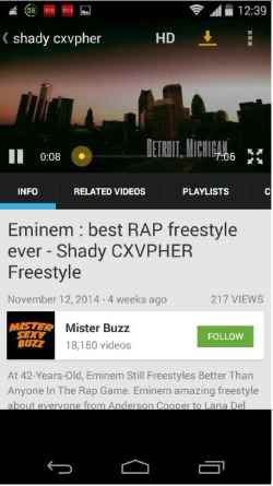 dailymotion-for-android-and-iphone-screenshot
