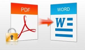 Free PDF to Word Doc Converter icon