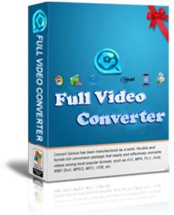 Full Video Converter icon