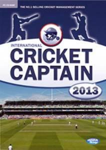 International Cricket Captain 2013 Cover