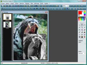 PhotoFiltre Screenshot