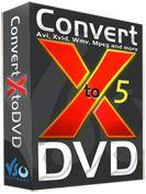 VSO ConvertXtoDVD logo