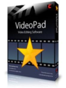 برنامج تحرير الفيديو و انتاج افلام منزلية VideoPad Video Editor 6.22